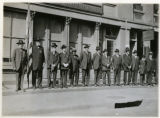 G.A.R. Vets, Washington and Bank Streets, 5/30/1922, Morristown, NJ
