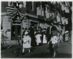 "Baby parade, ""Buster Brown and Mary Jane"", 10/12/1914, Summit, NJ"