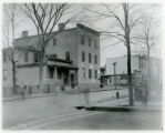 Farmer's Hotel building, Maple Ave. and Market Street, 12/2/1914, Morristown, NJ