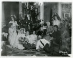 Christmas Tree with Curtiss family, 12/25/1914, Morristown, NJ