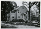 Harding Terrace, #11, L.C. Phifer home, 09/09/1927, Morristown, NJ