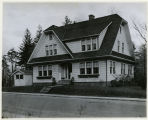 Morris Avenue, #26, Mrs. Kahl Bates' house, 11/25/1927, Morristown, NJ