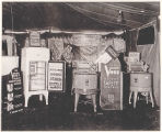 Morris County Fair, D.M. Merchant's exhibit, 09/05/1933, Morristown, NJ