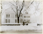South Street, #235, Grinnell Willis house, front view, 02/18/1928, Morristown, NJ