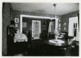 Mt. Pleasant Avenue, interior of bungalow, 04/04/1928, Morris Plains, NJ
