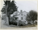 Property of Mr. and Mrs. Edgar G. Fisher, side view, 08/29/1928, Morristown, NJ