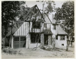 Burnham Park, House for Sale by MacLagan, front view, 09/26/1928, Morristown, NJ