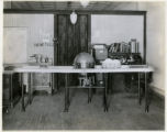 "South Street, #78, display of dishwasher and table at Austin's ""Labor Saving Machines""..."
