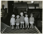 Children's Fashion Show at Greenberger & Co.  Store, 02/22/1928, Morristown, NJ