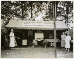 Morris County Fair, Shonghum Mountain Sanatorium exhibit, 9/13/1936, Troy Hills, NJ