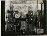 Window display, Schulte United Store on Park Place, 3/25/1938, Morristown, NJ