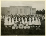 Wharton Borough School Drum Corp, 7/4/1936, Morris Plains, NJ