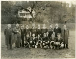 Morristown Soccer Club members, 11/7/1938, Morristown, NJ