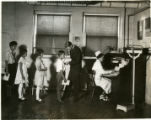 Medical examination of children, 10/13/31, Wharton, NJ