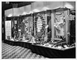 Friendly Fives shoe store window display, 22 Park Place, 11/29/1932, Morristown, NJ