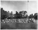 Pupils at Borough School, 06/24/1932, Morris Plains, New Jersey