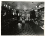 Interior, I.D. Lyons Jewelry Store, 05/02/1928, Morristown, NJ