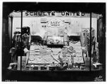Schulte United Store window display, 10/19/1938, Morristown, NJ