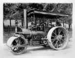 New steam roller, 05/03/1906, Morristown, NJ