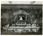 Salvation Army Harvest Festival, 10/21/1928, Morristown, NJ