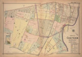 Plate 01, Chatham Borough, Mueller 1910 Atlas