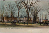 Morristown Green, circa 1900, Morristown, NJ