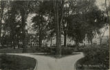 Morristown Green, circa 1910, Morristown, NJ