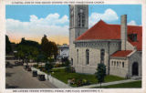 First Presbyterian Church, circa 1920, Morristown, NJ