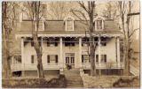 Mount Kemble Avenue, John Doughty home, circa 1900, Morristown, NJ