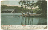 Burnham Pond, not dated, Morristown, NJ