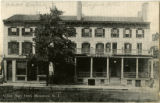 United States Hotel, North Park Place, circa 1900, Morristown, NJ