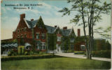 Madison Avenue, John Isaac Waterbury house, circa 1910, Morris Township, NJ