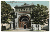 Library and Lyceum, circa 1900,  Morristown, NJ