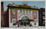 Lyons Park Theater, East Park Place, circa 1910, Morristown, NJ