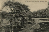 Morris County Golf Club, view of landscape links, circa 1910