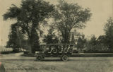 Morris County Golf Club, tour bus, circa 1910, Morristown, NJ