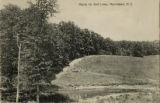 Morris County Golf Club, view of links, circa 1910