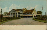Morris County Country Club, club house, circa 1900, Morristown, NJ
