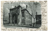 Library and Lyceum, South Street, not dated, Morristown, NJ