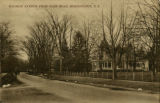 Madison Avenue from Glen Road, circa 1907, Morristown, NJ