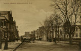South Street view west, circa 1907, Morristown, NJ