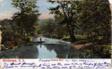 Whippany River, circa 1900, Morristown, NJ