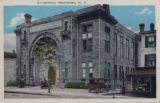 Morristown Armory, South Street, circa 1917, Morristown, NJ