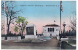 Soldier's and Sailor's Monument, early 20th century, post 1907,  Morristown, NJ