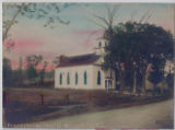 Presbyterian Church, circa 1900, Whippany, NJ