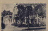 Women's Club, # 51 South St., circa 1910, Morristown, NJ