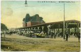 Railroad station, (Old Lackawanna Station) 1913, Morristown