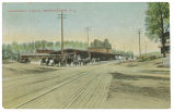 Railroad Station, (Old Lackawanna), early 20th century,   Morristown, NJ