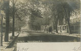 South Street facing north, sent 1907, Morristown, NJ
