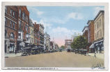South Street from Dehart Street, looking towards Washington Street, early 20th century,...